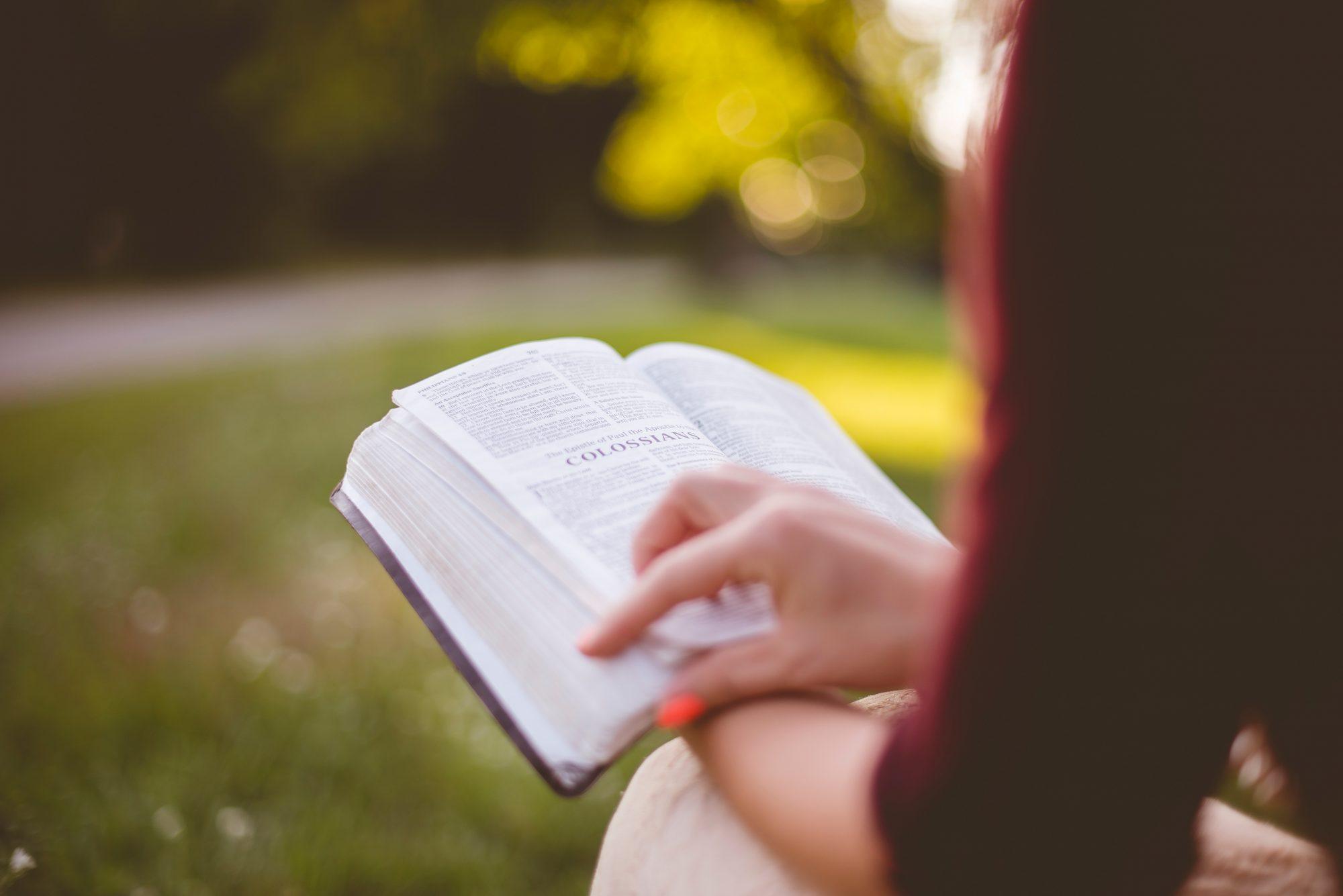 Die Bibel – unser Schatz