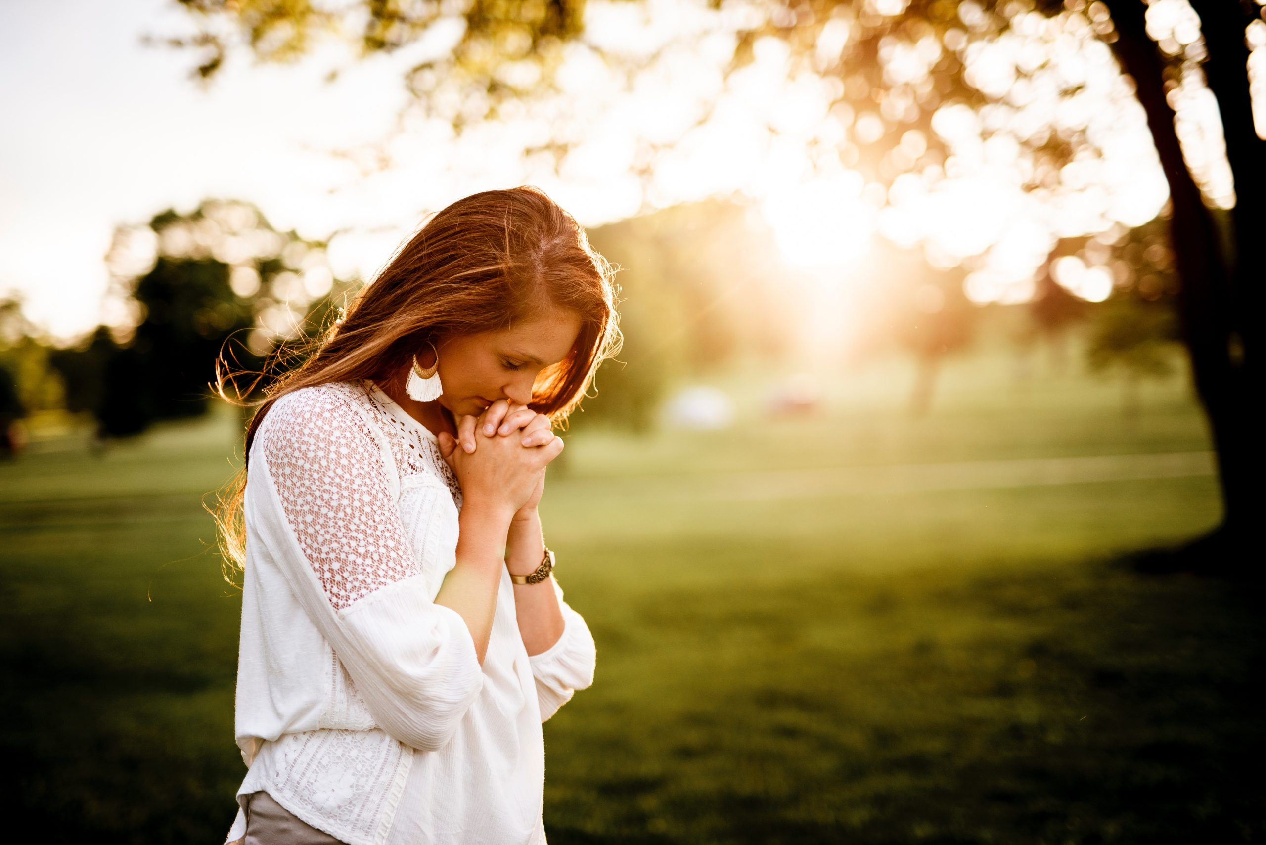 Wie kann ich für meinen Ehepartner beten?