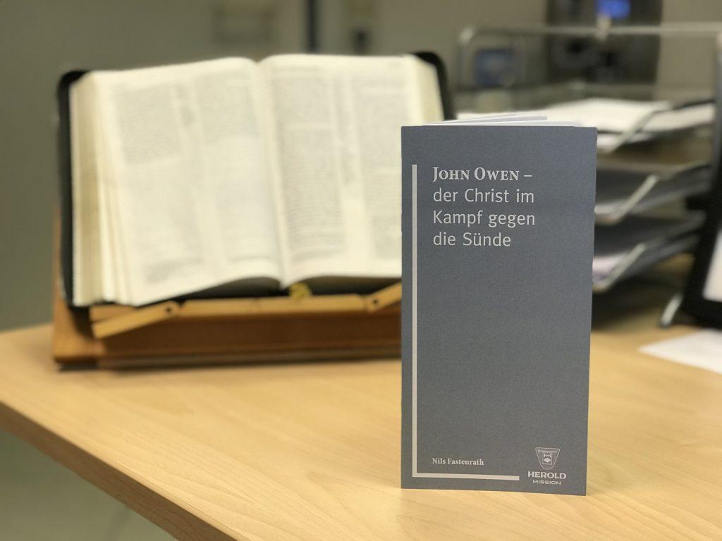 der christ im Kampf gegen die Sünde