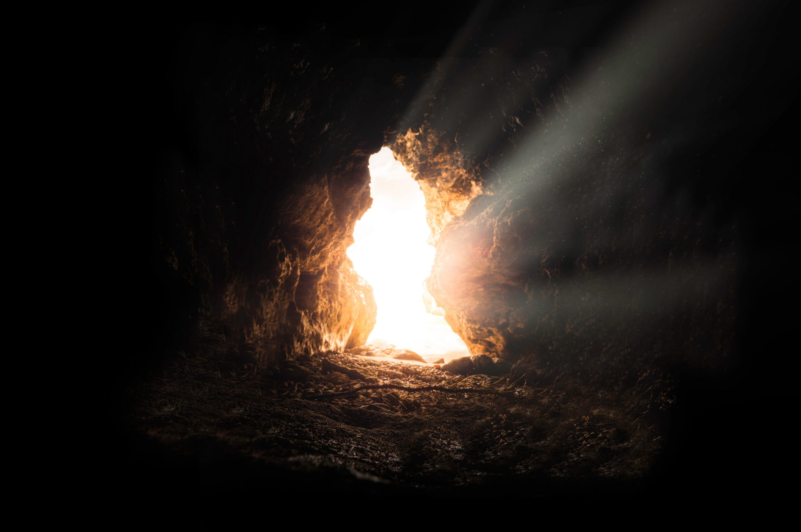 Jesus von den Toten auferstanden