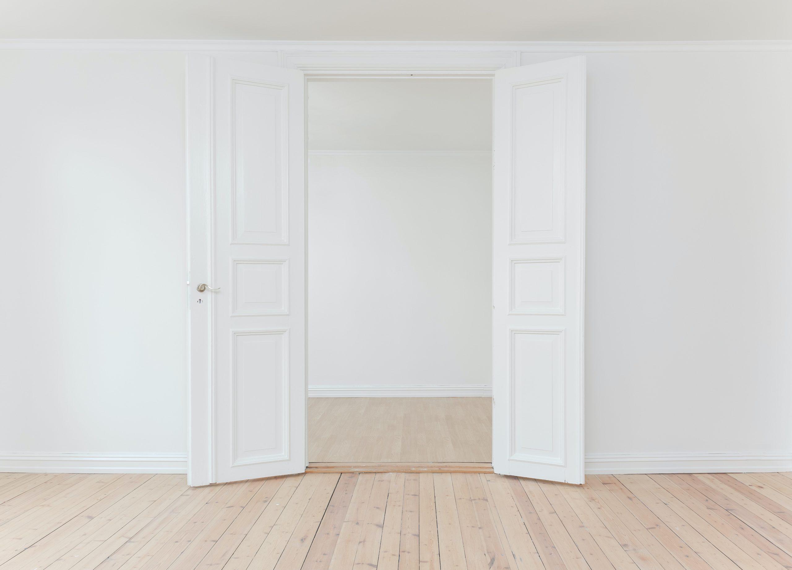 Siehe, ich stehe an der Tür und klopfe an